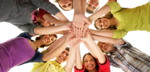 social-communication-circle